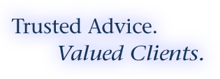 Trusted Advice. Valued Clients.